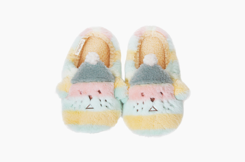 Fluffy INUKUN SLIPPER