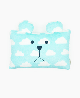 OYASUMI SLOTH FACE CUSHION