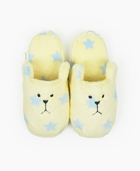 CLAIR STAR SLOTH SLIPPER