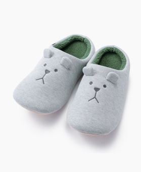 MEN'S SLOTH SLIPPER (남성용)
