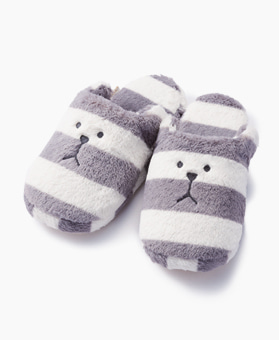 BORDER SLOTH SLIPPER