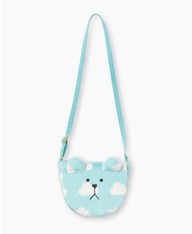 [KIDS] OYASUMI SLOTH KIDS CROSS BAG
