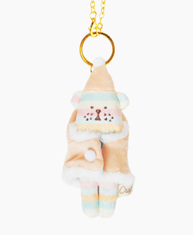 Fluffy INUKUN KEY RING