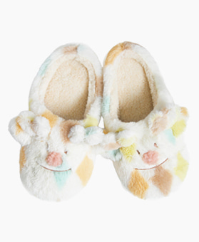 Fluffy RIBOU SLIPPER