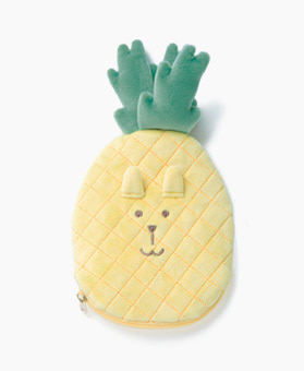 PINEAPPLE RAB POUCH