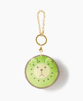 KIWI SLOTH KEY RING
