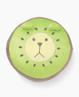 KIWI SLOTH CUSHION