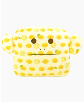 LEMON LORIS FLOOR CUSHION